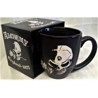ALCHEMY GOTHIC DESIGNS MUG – THE ALCHEMIST'S SKULL