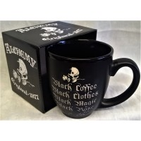 ALCHEMY GOTHIC DESIGNS MUG – BLACK COFFEE