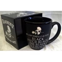 ALCHEMY GOTHIC DESIGNS MUG – MY FAVOURITE COLOURS