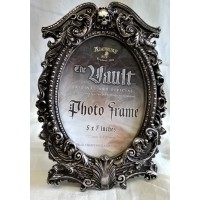ALCHEMY GOTHIC DESIGNS PHOTO FRAME – MASQUE OF THE BLACK ROSE