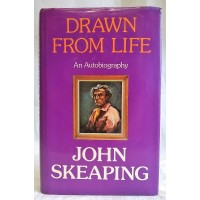 BOOK – ART – JOHN SKEAPING (EQUINE SCULPTOR) – DRAWN FROM LIFE