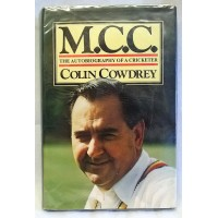 BOOK – SPORT – CRICKET – M.C.C. THE AUTOBIOGRAPHY OF A CRICKETER by COLIN COWDREY