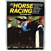 BOOK – SPORT – HORSERACING – HORSE RACING – THE INSIDE STORY by NOEL BLUNT