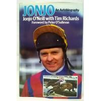 BOOK – SPORT – HORSERACING – JONJO, AN AUTOBIOGRAPHY by JONJO O'NEILL