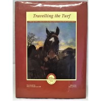 BOOK – SPORT – HORSERACING – TRAVELLING THE TURF 1995