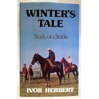BOOK – SPORT – HORSERACING – WINTER'S TALE – STUDY OF A STABLE by IVOR HERBERT