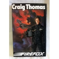 BOOK – FICTION – CRAIG THOMAS – FIREFOX – Signed Copy