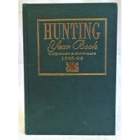 BOOK – SPORT – HUNTING – COUNTRYWEEK HUNTING YEAR BOOK 1995-1996