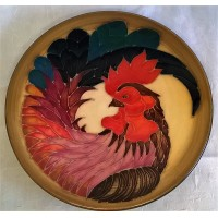 DENNIS CHINAWORKS COCKEREL PLATE