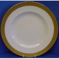 ROYAL CROWN DERBY ST GEORGE DINNER PLATE