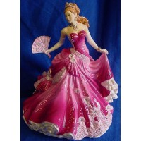 THE ENGLISH LADIES Co FIGURINE – SWEET ROMANCE