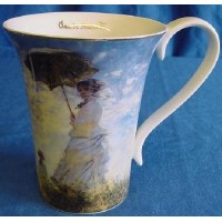 GOEBEL CLAUDE MONET MUG – MADAME MONET