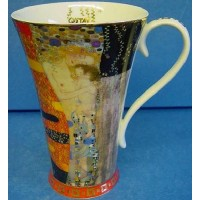 GOEBEL GUSTAV KLIMT MUG – THREE AGES OF WOMAN - DIE DREI LEBENSALTER DER FRAU