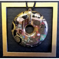 GOEBEL GUSTAV KLIMT PENDANT – TREE OF LIFE FULFILMENT