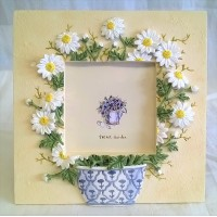 LEONARDO SECRET GARDEN DESIGN PHOTO FRAME