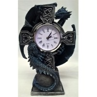 NEMESIS NOW ANNE STOKES COLLECTION – DRACO CLOCK