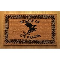 NEMESIS NOW DOORMAT – BEWARE OF THE DRAGON