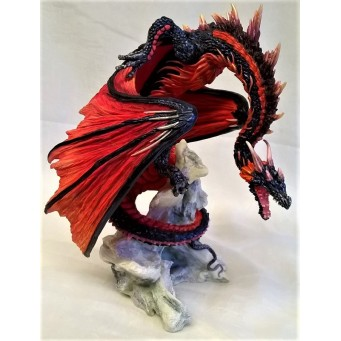 NEMESIS NOW ANDREW BILL DRAGON FIGURE – BLOODFIRE