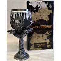 NEMESIS NOW GAME OF THRONES – WINTER IS COMING GOBLET