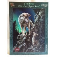NEMESIS NOW JIGSAW PUZZLE - WOLF - GUIDANCE