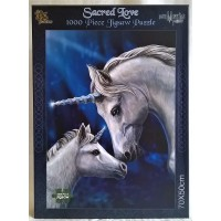NEMESIS NOW JIGSAW PUZZLE - UNICORN - SACRED LOVE