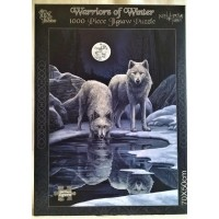 NEMESIS NOW JIGSAW PUZZLE - WOLF - WARRIORS OF WINTER