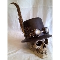 NEMESIS NOW STEAMPUNK FIGURE – THE ARISTOCRAT