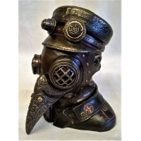 NEMESIS NOW STEAMPUNK TRINKET BOX – STEAM DOCTOR