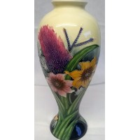 OLD TUPTON WARE SUMMER BOUQUET 27cm HOUR VASE