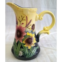 OLD TUPTON WARE SUMMER BOUQUET 350ml JUG