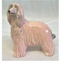 POOLE POTTERY DOG FIGURE – AFGHAN HOUND