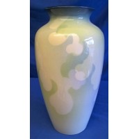 POOLE POTTERY CLOUDS PATTERN 26cm ATHENS VASE – ALAN CLARKE