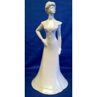 POOLE POTTERY ELEGANCE LADY FIGURINE – LILLIE