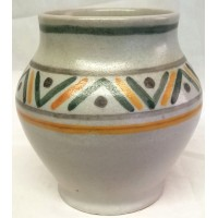 POOLE POTTERY GEOMETRIC CC PATTERN SHAPE 345 VASE – RUTH PAVELY