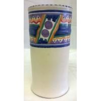 POOLE POTTERY GEOMETRIC TRUDA ADAMS TH PATTERN SHAPE 546 VASE – LILY PEDLEY
