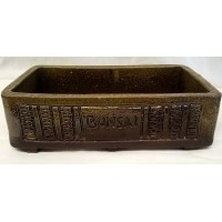 GUY SYDENHAM STUDIO POTTERY – BONSAI TROUGH or PLANTER