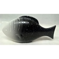 POOLE POTTERY FISH – AURA DESIGN BIG FISH (A)
