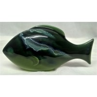 POOLE POTTERY FISH – MAYA DESIGN BIG FISH (B)
