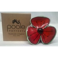 POOLE POTTERY SPECIAL EDITION POPPY (C)
