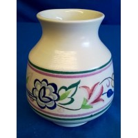 POOLE POTTERY TRADITIONAL BN PATTERN MINIATURE VASE