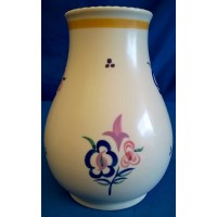 POOLE POTTERY TRADITIONAL KG PATTERN SHAPE 266 VASE - PATRICIA WELLS