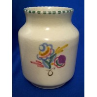 POOLE POTTERY TRADITIONAL RD PATTERN VASE – AUDREY MILES