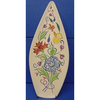 POOLE POTTERY TRADITIONAL BN PATTERN SPEAR DISH – PATRICIA WELLS