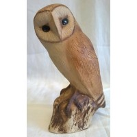PURBECK POTTERY BARN OWL