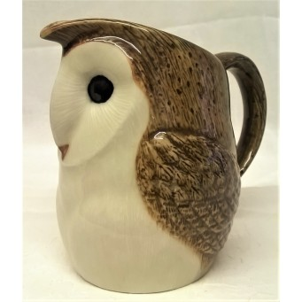 QUAIL BARN OWL JUG - 12 Fluid Ounces (300ml)