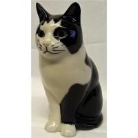 QUAIL CAT MONEYBOX - BARNEY