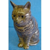 QUAIL CAT MONEYBOX - CLEMENTINE