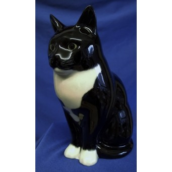 QUAIL CAT FIGURE - JULIUS