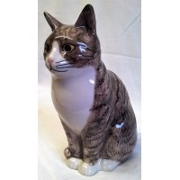 QUAIL CAT FIGURE - MILLIE