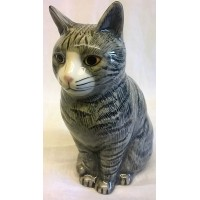 QUAIL CAT MONEYBOX – PATIENCE